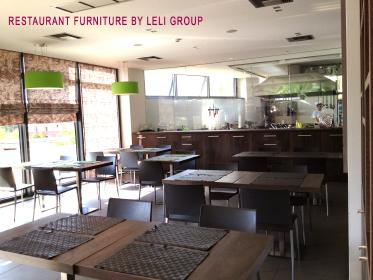 Produttore albania arredamento ristorante produttore albanese mobili attrezzati su misura - Ristorante con tavoli all aperto roma ...
