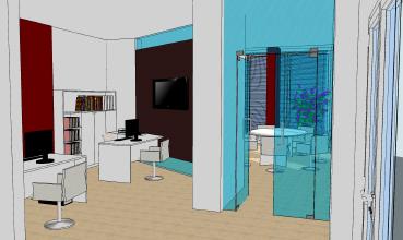 Fabbrica albanese arredo ufficio produzione industriale for Fabbrica mobili ufficio